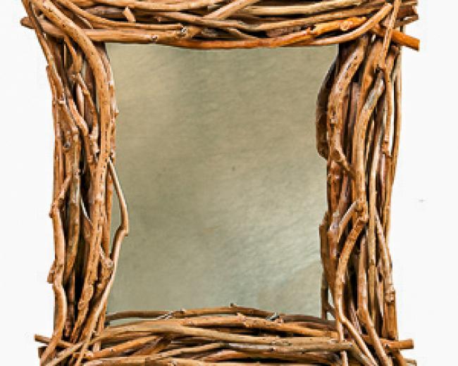 Деревянная рамка для фотографии