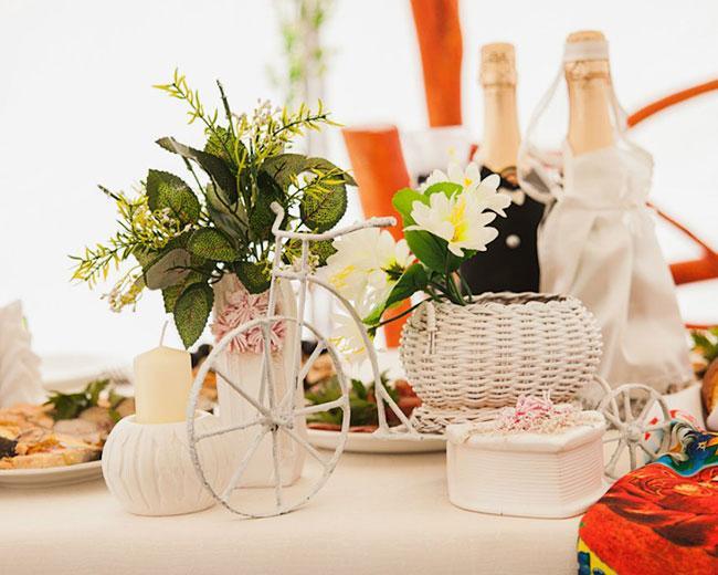 Кованые изделия для свадьбы